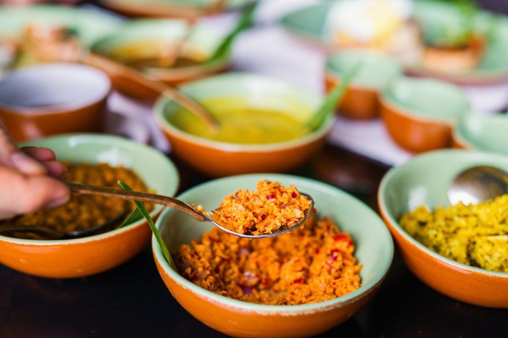 Incursion dans les spécialités culinaires du Sri Lanka