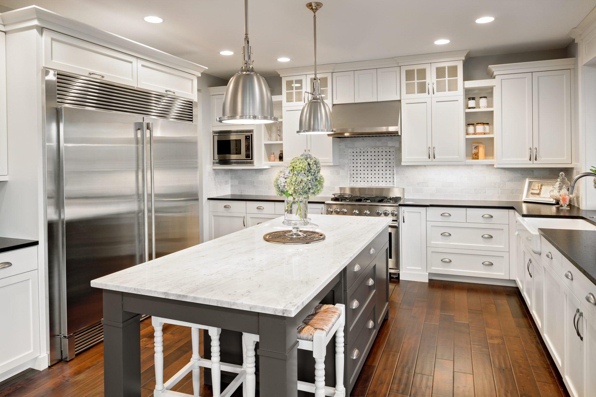 Réussir l'aménagement d'une cuisine pratique, fonctionnelle
